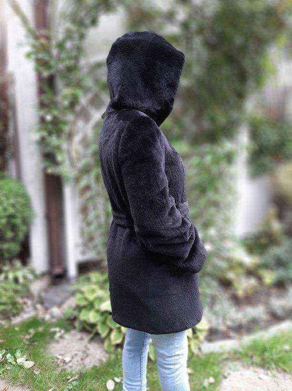 kurtka z bobrów